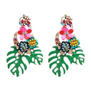 Tropical earring!